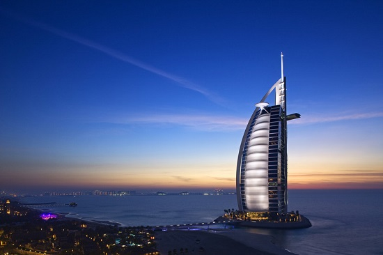 Google teams up with Jumeirah for virtual tour of Burj Al Arab