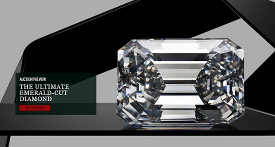 Flawless 100-carat diamond to fetch up to $25m