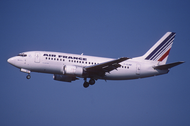 Air France strikes continue to disrupt flights