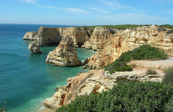Algarve ranked best place to retire