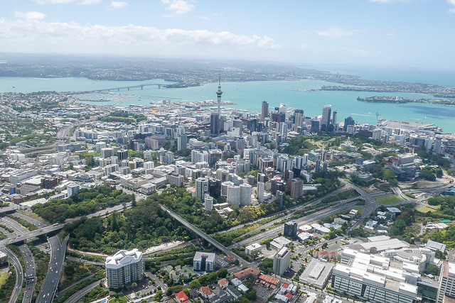New Zealand cracks down on property tax
