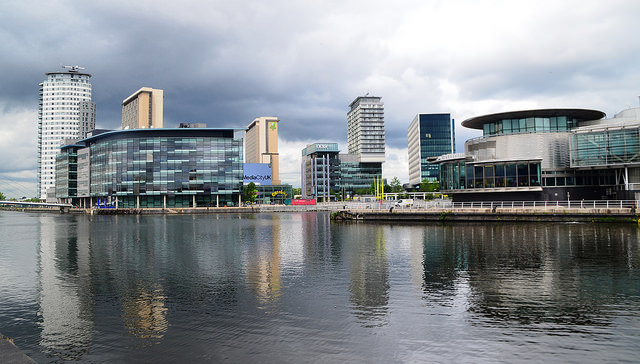 BBC boosts Salford house prices