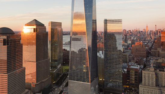 One World Trade Center leads Best Tall Buildings awards