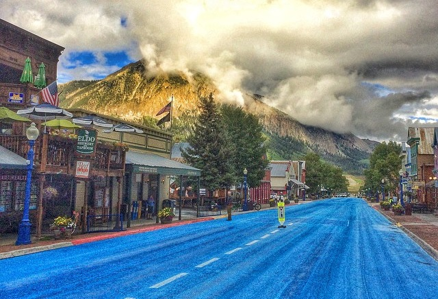 Bud Light leaves Crested Butte with the blues