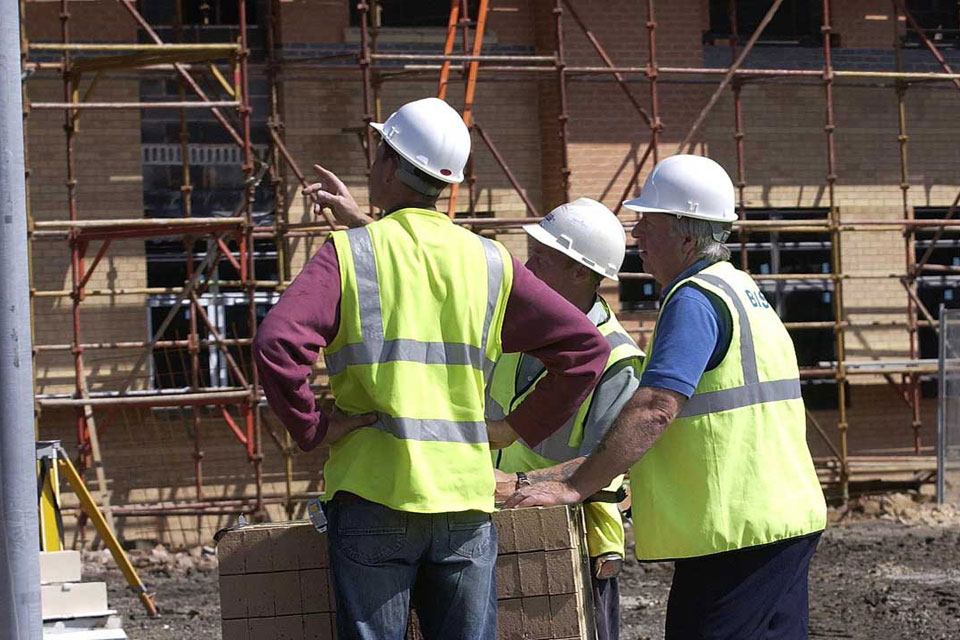 Workers needed to make 400k new homes a reality