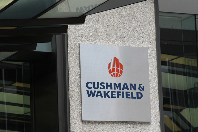 For sale: Cushman & Wakefield