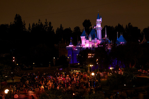 Disneyland tops list of Facebook check-in locations