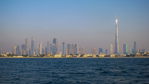 2014 trends in the Dubai property market