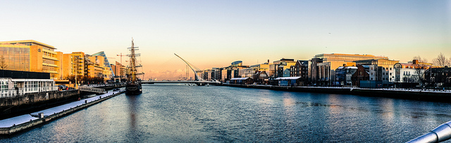 Dublin house prices up almost one quarter