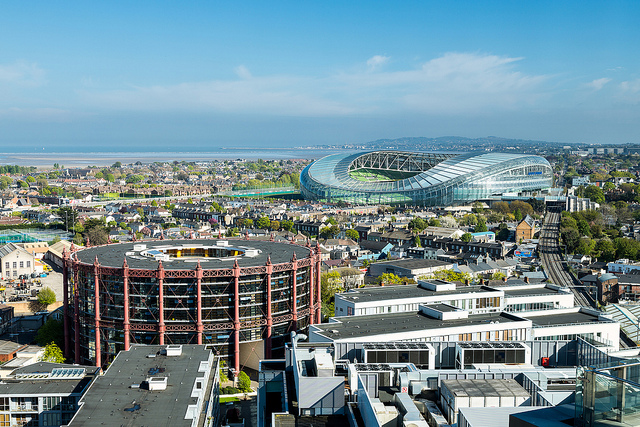 Irish economy fuels Dublin office market
