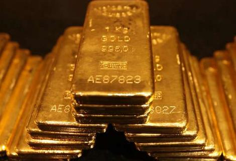 Sentiment in gold softens