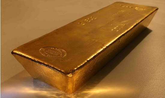 Yours for £40 - Royal Mint sells gold bars