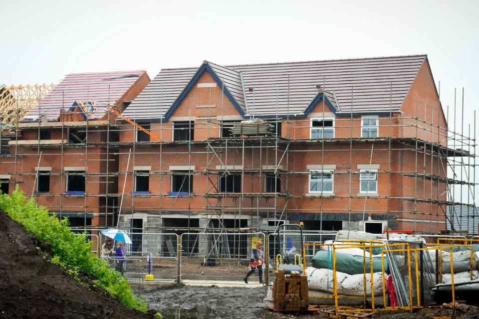 UK construction sees strong growth