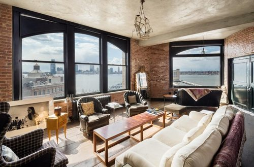 Rent Kirsten Dunst's penthouse for $12,500 a month