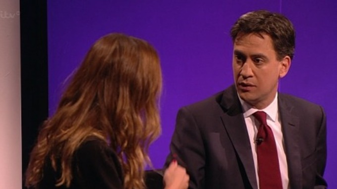 Fact Check: Myleene Klass vs Ed Miliband on mansion tax