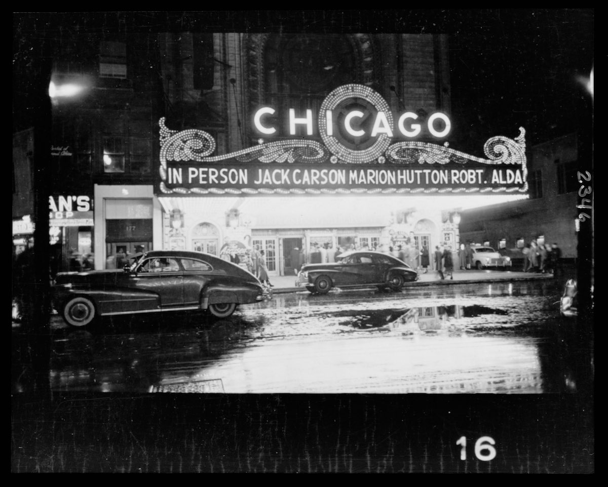 Photo of the Week: Chicago, according to Stanley Kubrick