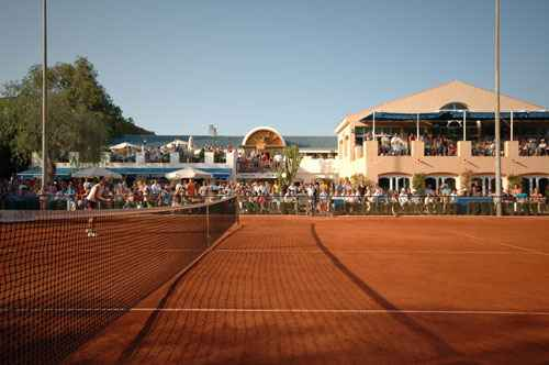 Tennis tournament returns to Spain