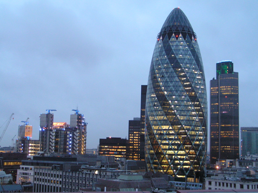 For sale: London's Gherkin