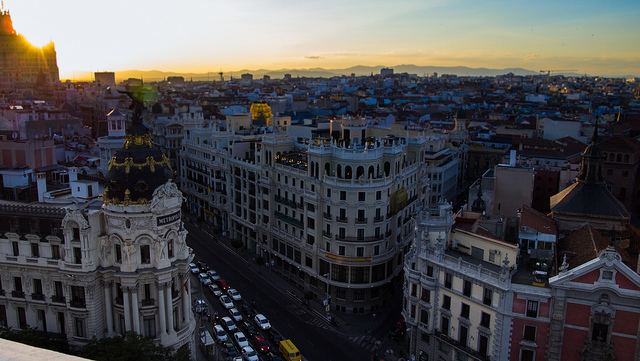 Madrid to lead European office markets