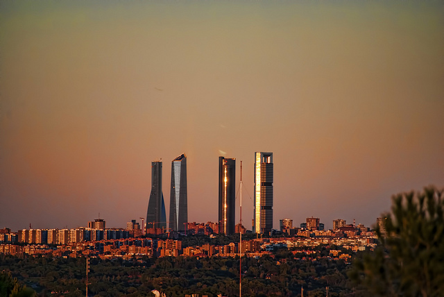 Madrid prime prices outpace London and Paris