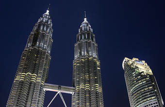 Malaysian property five-year high