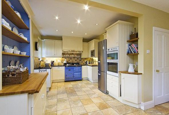 For sale: Mary Berry's kitchen (home included)