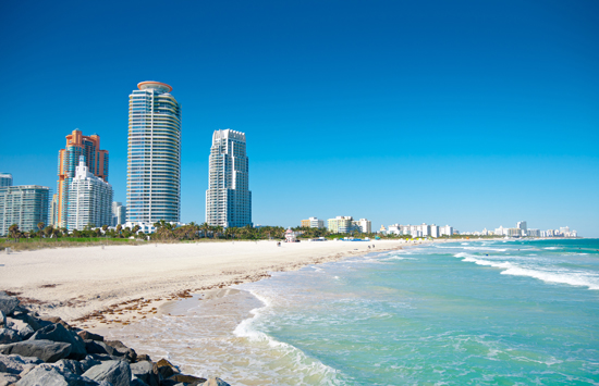 Miami on track for property sales record