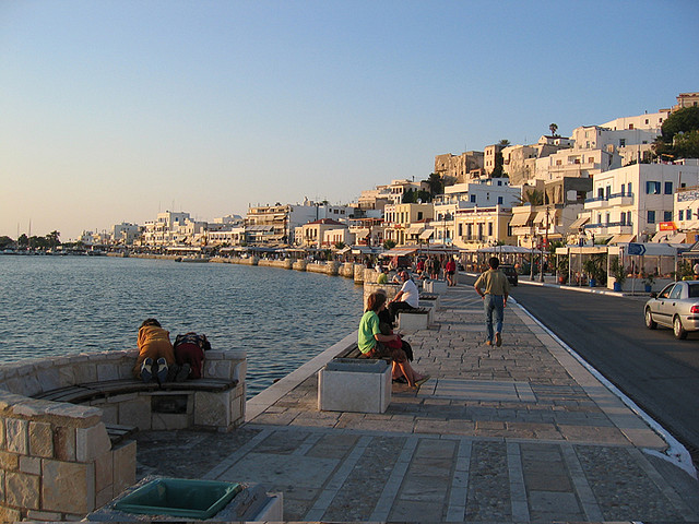 Greek island residents face rising costs