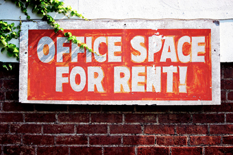 Squatters may target commercial property