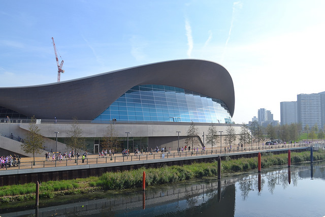 Olympic Park causes house prices to sprint ahead