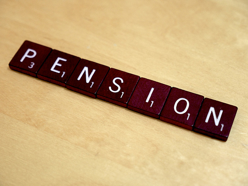 Retirement face-off: property or pensions?