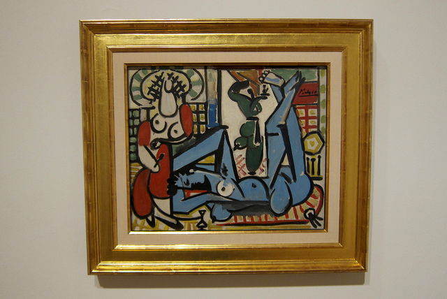 Picasso's Women of Algiers: A smart investment?