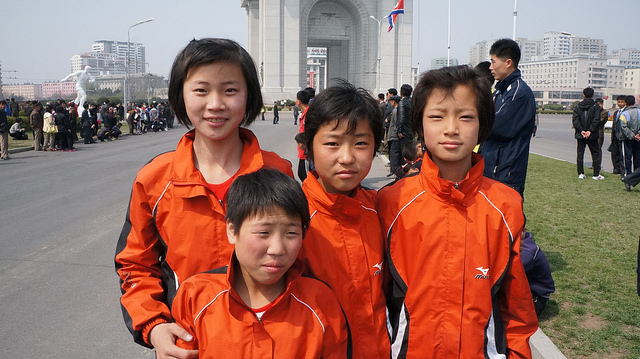 North Korea re-opens to tourists