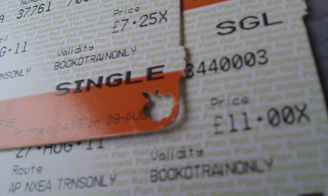 Rising UK train fares spark complaints