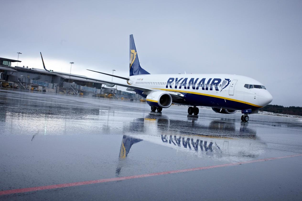 Ryanair introduces business class... on a budget