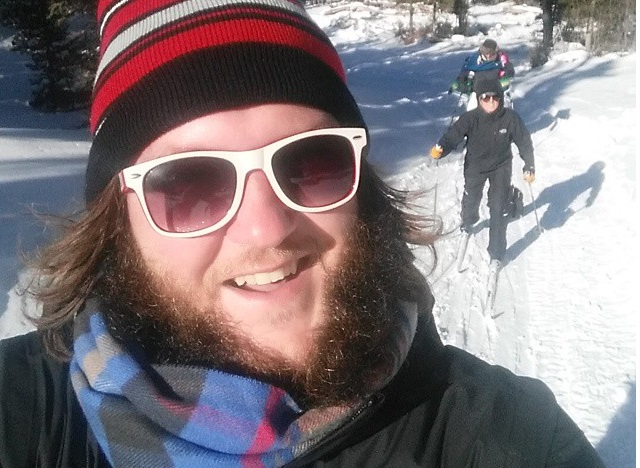 Ski selfie: A dangerous new holiday habit?