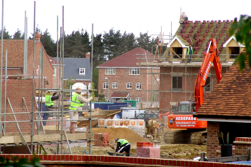 £100m to boost small homebuilders