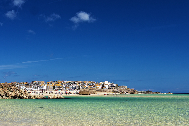 St Ives is