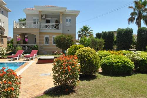 Turkish villa for sale