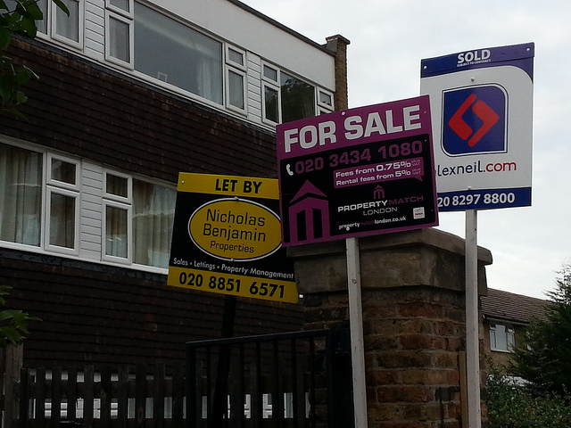 UK housing market shows signs of moderation