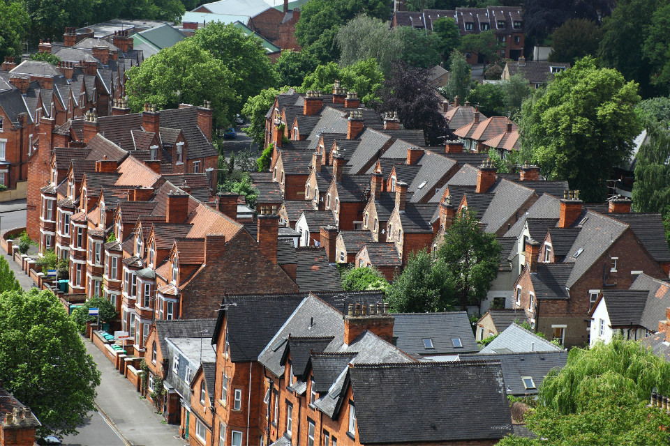 UK housing starts double in six years