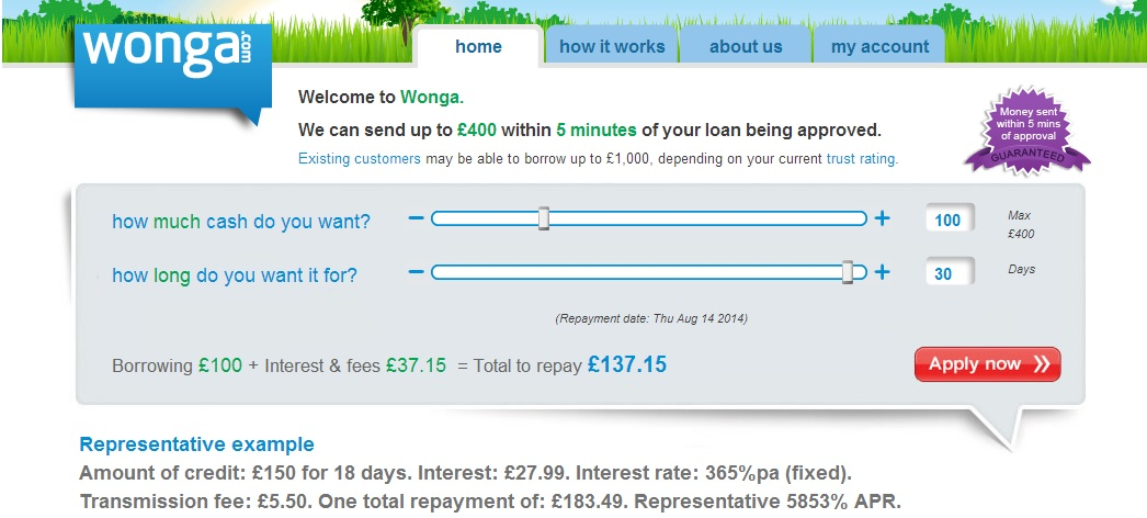 1 in 3 turned down for payday loan consider illegal borrowing