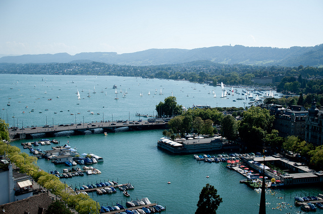 Zurich most expensive city to live in Europe