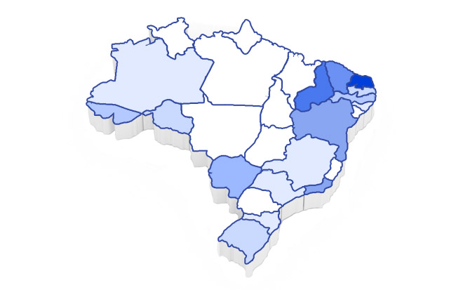 Demand for property spreads across Brazil