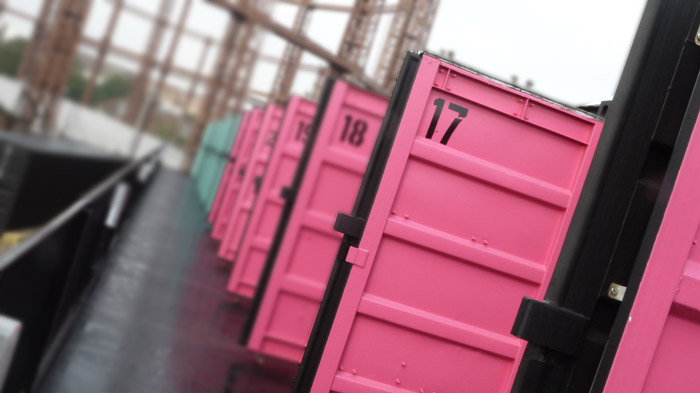 Container craze hits London offices