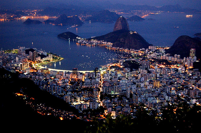Brazil's property secures place in world top five