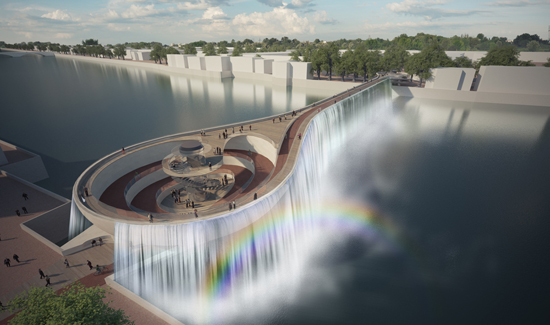Could this be London's new bridge?
