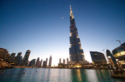 Dubai dominates global price rise