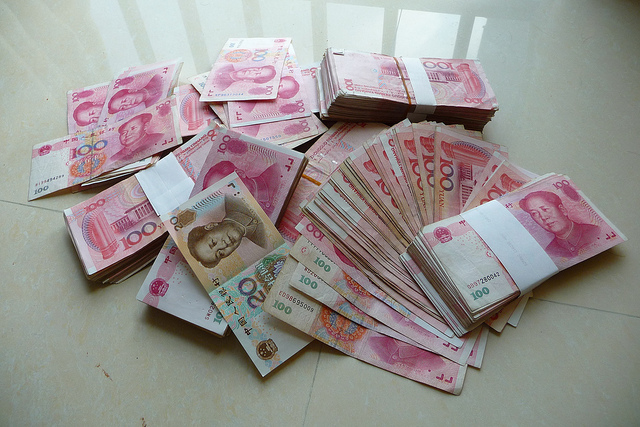 Chinese currency allegations spark investment fear
