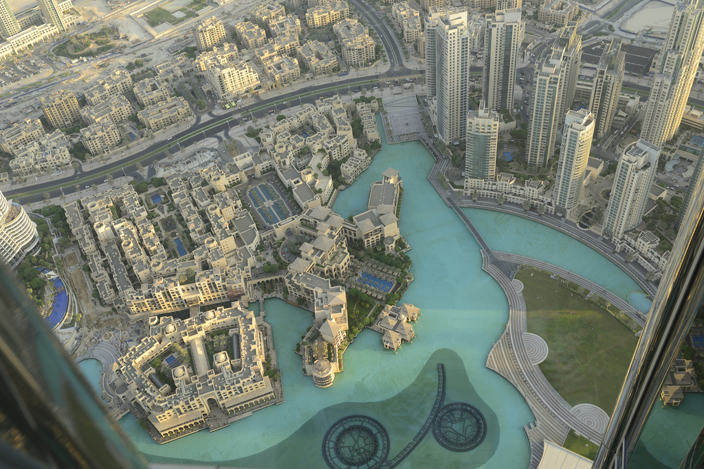 Dubai - the world's hottest property market?